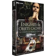 Enigmes et Objets Cachés - Le Comte de Monte Cristo boite