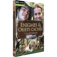 Enigmes et Objets Cachés - l'Ile Mystérieuse boite