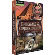 Enigmes & Objets Cachés - Le Secret du Pharaon