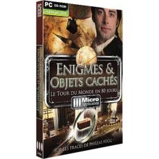 Enigmes & Objets Cachés - Le tour du monde en 80 jours