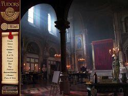 Enigmes & Objets Cachés - Les Tudors screen 1