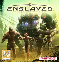 Enslaved : Odyssey to the West - pochette
