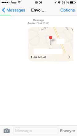 Envoi géolocalisation iPhone (3)