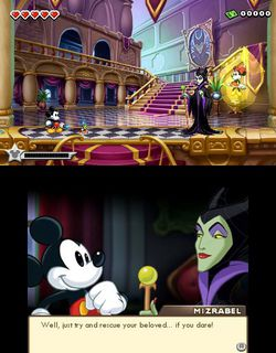 Epic Mickey Power of Illusion (5)