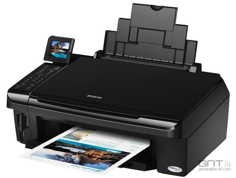 epson imprimante stylus sx510w. Black Bedroom Furniture Sets. Home Design Ideas