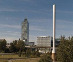 Ericsson Tower Tube