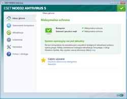 ESET NOD32 Antivirus screen2