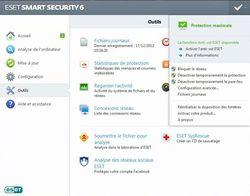 ESET Smart Security 6 screen1