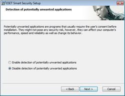 ESET Smart Security install 3