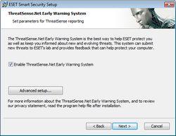 ESET Smart Security install