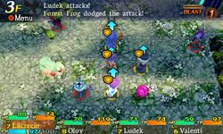 Etrian Mystery Dungeon - 4