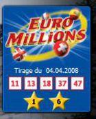 Gadget EuroMillions