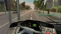 European Bus Simulator 2012 screen1
