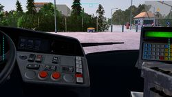 European Bus Simulator 2012 screen2