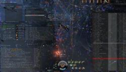 EVE Online - combat