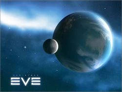 EVE Online planets eveonline