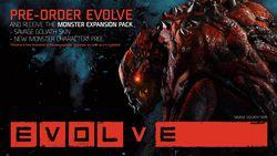 Evolve - precommande