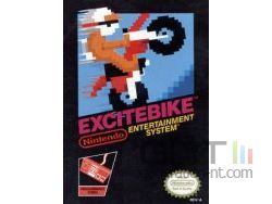 Excitebike - pochette