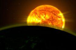 exoplanète eau