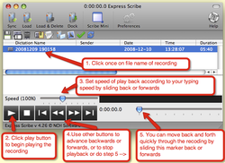 Express Scribe screen2