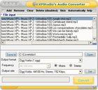 EXPStudio's Audio Converter : convertir des fichiers audio