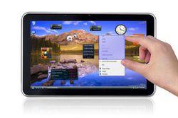 Ezy tablette tactile 1
