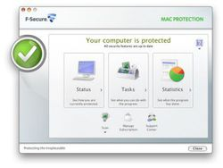 F-Secure Mac Protection