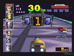 F Zero X   Image 4.
