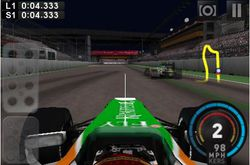 F1 2009 iPhone 01