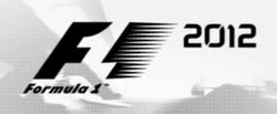 F1 2012 - logo
