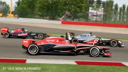 F1 2013 - 14