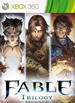 Fable Trilogy - pochette