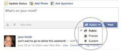 Facebook - amelioration partage