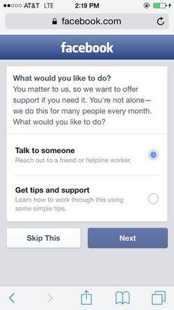 facebook anti suicide 2