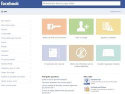 Facebook-centre-aide