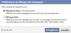 Facebook-Filtrage-messages