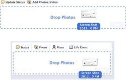 facebook-glisser-déposer