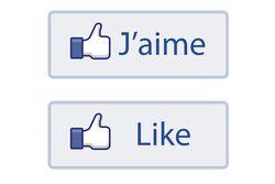 Facebook j'aime