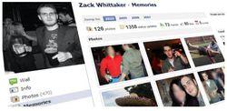Facebook-memories