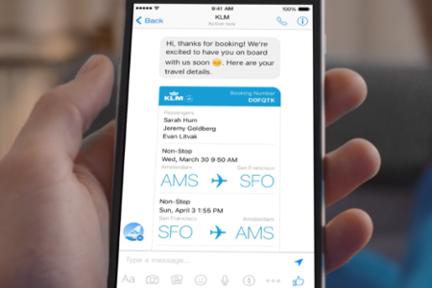 Facebook-Messenger-bot-KLM