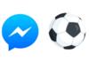 Un jeu de foot se cache dans Facebook Messenger