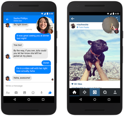 Facebook-Messenger-Video-Chat-Heads