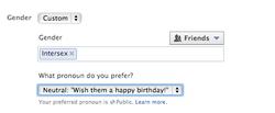 facebook nouveaux genres