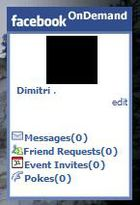 Gadget Facebook OnDemand