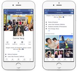Facebook-profil-mobile