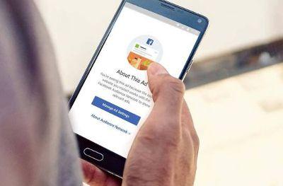 Facebook-publicite