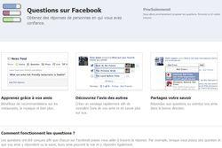 Facebook-Questions
