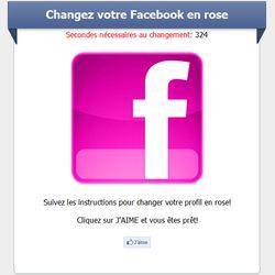 facebook-rose