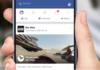 Facebook: vidéos à 360° dans le fil d'actualité