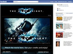 Facebook-Warner-Batman